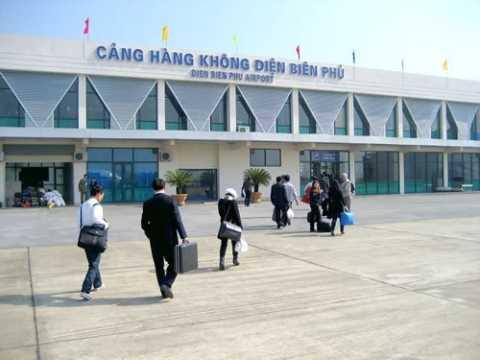 Sân bay Điện Biên (Ảnh: Báo giao thông)