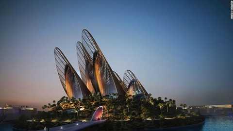 Bảo tàng Quốc gia Zayed, Abu Dhabi