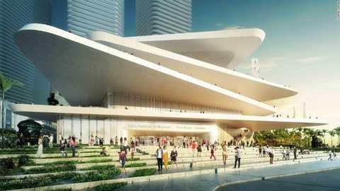 Bảo tàng Mỹ Latin – Miami, Hoa Kỳ