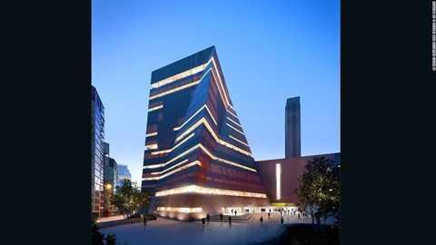 Tate Modern Extention – London, Vương quốc Anh