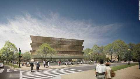 Bảo tàng Quốc gia Văn hóa và lịch sử Mỹ Phi – Washington DC, Hoa Kỳ