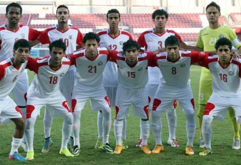 Đội hình U23 Yemen thi đấu ở vòng loại U23 châu Á