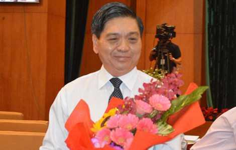 Phó chủ tịch UBND tỉnh Bà Rịa - Vũng Tàu Lê Tuấn Quốc. Ảnh: PLO