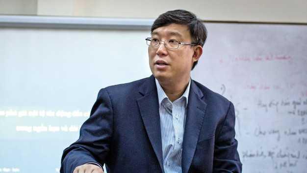 TS Nguyễn Xuân Thành, giám đốc chương trình giảng dạy kinh tế Fulbright