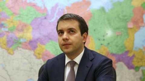 Bộ trưởng Bộ Liên lạc và thông tin đại chúng Nga Nikolai Nikiforov. (Nguồn: Reuters)