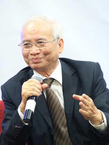 PGS.TS.NGND Nguyễn Võ Kỳ Anh, Viện trưởng Viện Nghiên cứu giáo dục phát triển tiềm năng con người