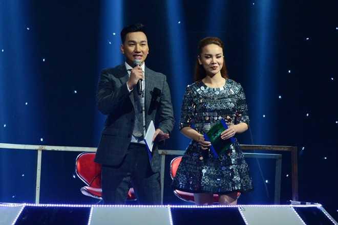 Thành Trung và Yến Trang vấp phải nhiều bình luận trái chiều trong lần đầu dẫn dắt The Remix.