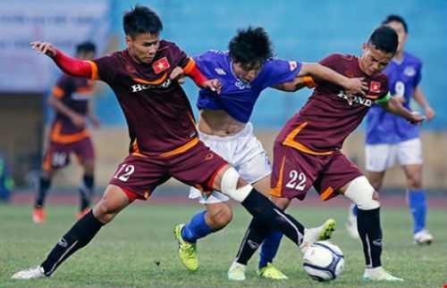 U23 Việt Nam gặp U23 Nhật Bản ở trận thử lửa cuối cùng