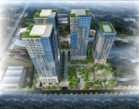 Những nhà thiết kế dự án GoldSeason mong muốn mang đến một nơi mà người dân Hà Nội xứng đáng được tận hưởng.