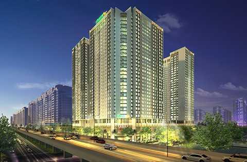 Eco-Green City áp dụng 2 công nghệ xây dựng tiên tiến nhất hiện nay.