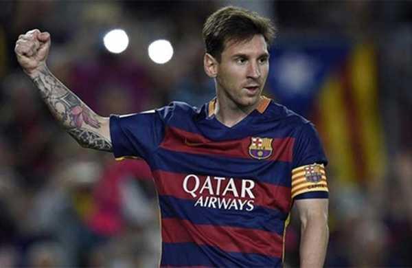 Messi có thể sẽ khoác áo Man City mùa tới