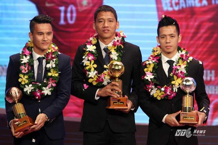 Những ngôi sao hàng đầu bóng đá VN không phải là những người kiếm tiền giỏi nhất làng thể thao Việt Nam