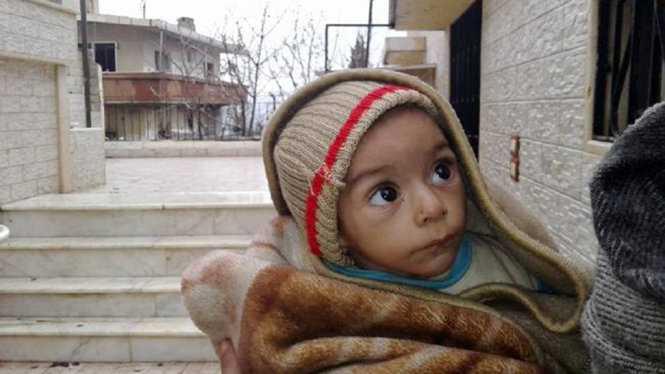 Những người mẹ ở Syria không có sữa cho con bú vì suy dinh dưỡng, họ phải đi cầu xin sự giúp đỡ