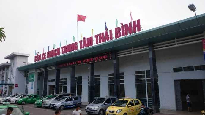Bến xe khách Thái Bình