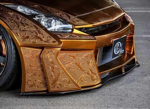 Nissan GT-R này hiện được đang là mẫu xe thể thao đắt nhất và