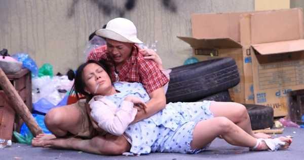 Cả khán phòng lặng đi vì phần thi xúc động của Thanh Duy, Việt Hương