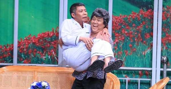 Hoài Linh khen Gia Bảo giả gái, 'áp đảo' Công Lý.