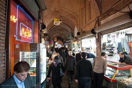Thời gian thịnh vượng nhất của khu chợ Tabriz là trong thế kỷ 13, khi thành phố Tabriz trở thành thủ đô của vương quốc Safavid.