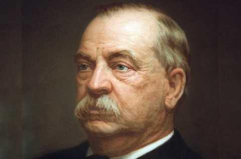Tổng thống Grover Cleveland phải đau đầu khi thông tin ngoại tình bị lọt ra ngoài