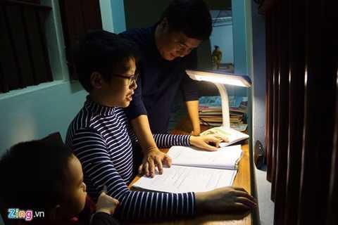 Con trai đầu Đào Minh Hiếu (học lớp 5) liên tiếp đạt học sinh giỏi