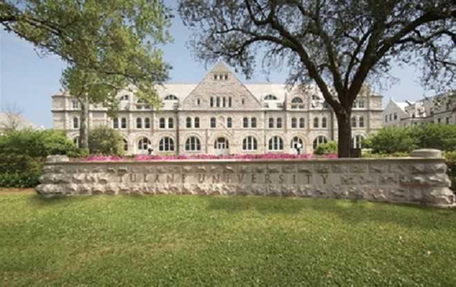Với tỷ lệ trúng tuyển 26%, Đại học Tulane ở New Orleans nổi tiếng là trường chọn lọc khắt khe và luôn đảm bảo mỗi ứng viên phải cống hiến cho trường. Tỷ lệ giáo viên trên học sinh ở mức thấp, 1/9. Những yếu tố này tạo nên môi trường học tập lý tưởng, đồng thời tạo ra sự cạnh tranh khốc liệt. Phần lớn sinh viên cảm thấy chương trình học cùng sự kỳ vọng từ phía trường biến họ thành
