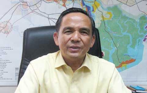Ông Lê Hoàng Châu Chủ tịch Hiệp hội Bất động sản TP. HCM