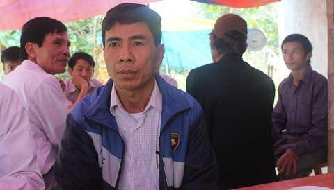 Ông Hoàng Tiến Thọ - Bí Thư Đảng ủy xã, Chủ tịch hội đồng nhân dân xã Thanh Mỹ