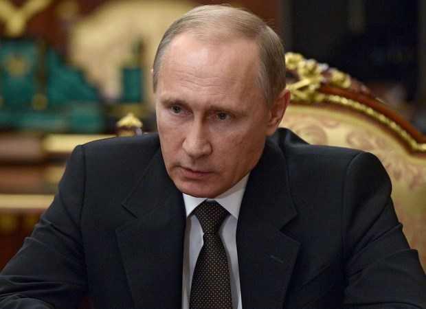 Tổng thống Nga Vladimir Putin. (Nguồn: AFP/Getty Images)