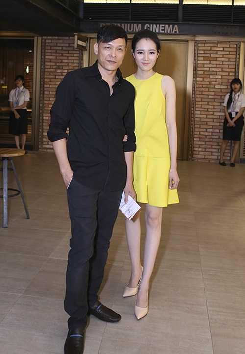 Vợ trẻ kém 25 tuổi của đạo diễn Ngô Quang Hải