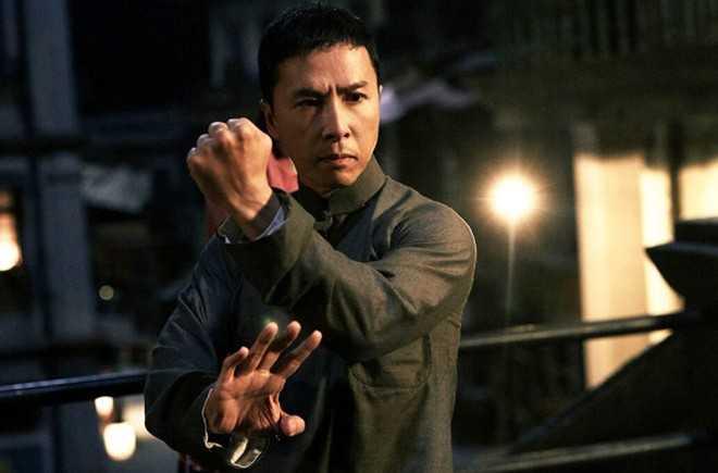 Chân Tử Đan với vai diễn trong Diệp Vấn 3 đang được công chúng châu Á yêu thích.