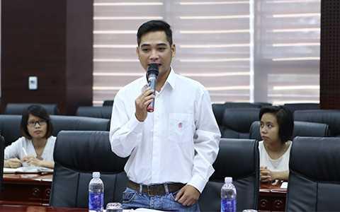 Sự kiện có sự tham dự của anh Nguyễn Trần Minh An (Đà Nẵng), người tham gia chặng đua từ Airlie Beach (Úc) đến Đà Nẵng trên thuyền Đà Nẵng.