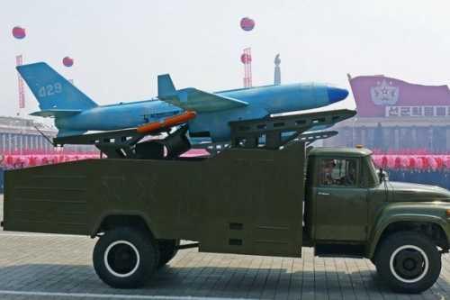 Máy bay không người lái Triều Tiên
