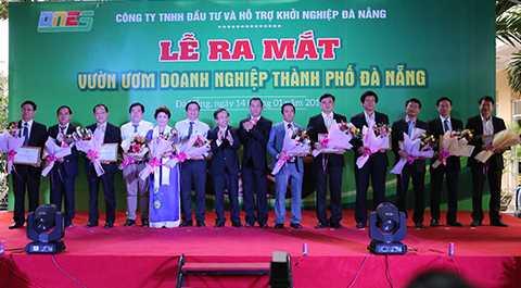 Sáng 14/1, Hội đồng Điều phối Mạng lưới Khởi nghiệp thành phố Đà Nẵng đã tổ chức Lễ ra mắt Vườn ươm doanh nghiệp TP Đà Nẵng với 14 thành viên sáng lập