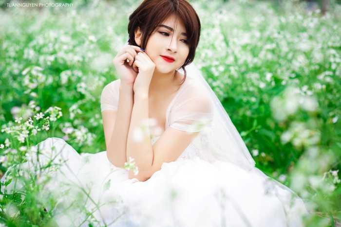 Cô bạn có biệt danh dễ thương Trang Piza tên thật là Nguyễn Kiều Trang, đến từ Hưng Yên.