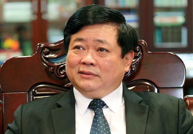 Ông Nguyễn Thế Kỷ, Phó ban Tuyên giáo Trung ương, Giám đốc Trung tâm báo chí Đại hội XII.