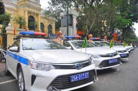 CSGT Hà Nội sẽ phối hợp với công an các tỉnh lân cận để đảm bảo ATGT