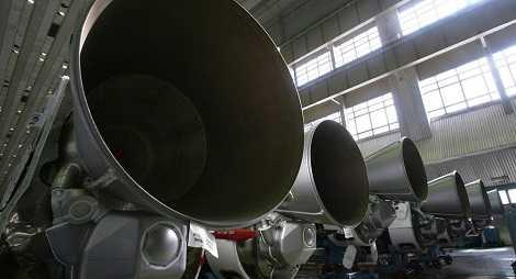 Nga dự kiến phát triển động cơ tên lửa sử dụng nhiên liệu là khí tự nhiên