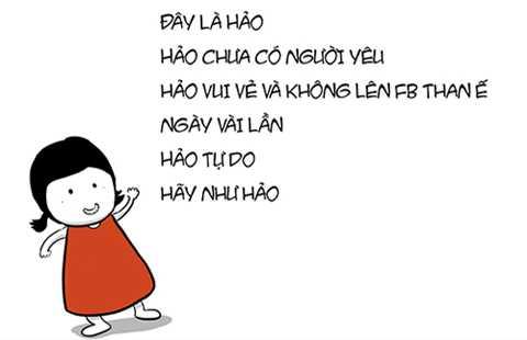 Facebook Việt đang chế ảnh với nhiều nội dung dí dỏm, vui nhộn