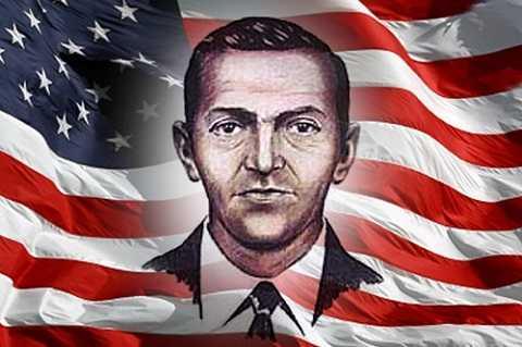 Chân dung tưởng tượng của không tặc D.B.Cooper