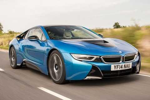 16 chiếc BMW i8 sản xuất tại Mỹ bị triệu hồi để sửa lỗi hệ thống ổn định thân xe