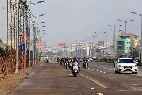 Ngoài cầu vượt thứ 2 tại nút Bưởi - Nguyễn   Khánh Toàn, cầu vượt tại nút giao Cầu Giấy được coi là hạng mục lớn nhất   trong toàn bộ dự án. Đây cũng là điểm cuối của dự án.