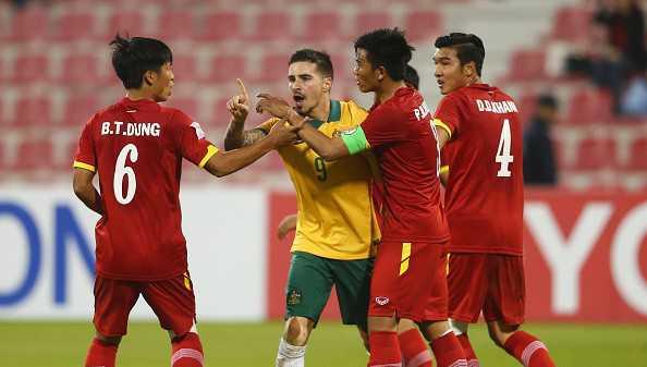 Cầu thủ U23 VN phải can thiệp