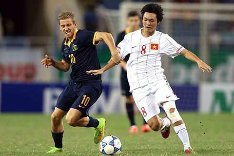 U19 Việt Nam từng 2 làn thắng U19 Australia