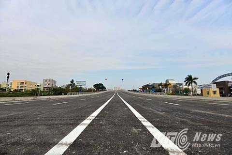 Việc sớm đưa công trình vào sử dụng sẽ giảm ách tắc tại nút giao trung tâm quận Long Biên và khai thác hiệu quả, đồng bộ tuyến đường 5 kéo dài.