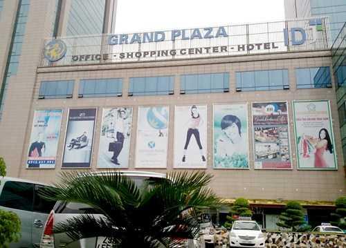 Trung tâm thương mại Grand Plaza