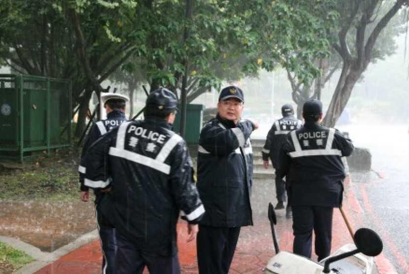 Cảnh sát Đài Loan