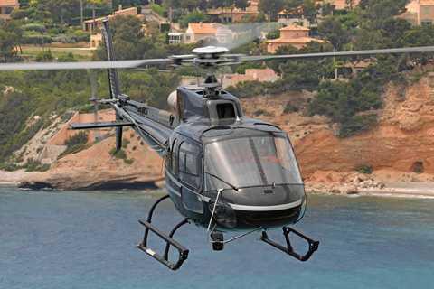 Airbus và Uber sẽ sử dụng trực thăng Airbus H125 và H130 trong dịch vụ taxi trực thăng triển khai tại Utah vào thời gian Liên hoan Phim Sudance diễn ra. Ảnh: Airbus