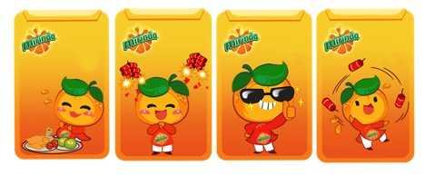 """Bộ Mirinda Sticker – Lì xì tiếng cười dự đoán sẽ tạo """"bão"""" năm nay"""
