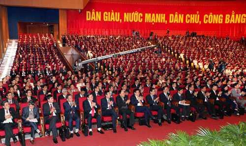 Ngày 26/1, công bố danh sách trúng cử BCH Trung ương khóa XII