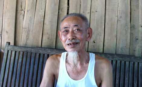 Ông Nguyễn Văn Thường, người ở cạnh đầm Ao Châu khẳng định rằng cụ rùa Hồ Gươm là... ba ba!